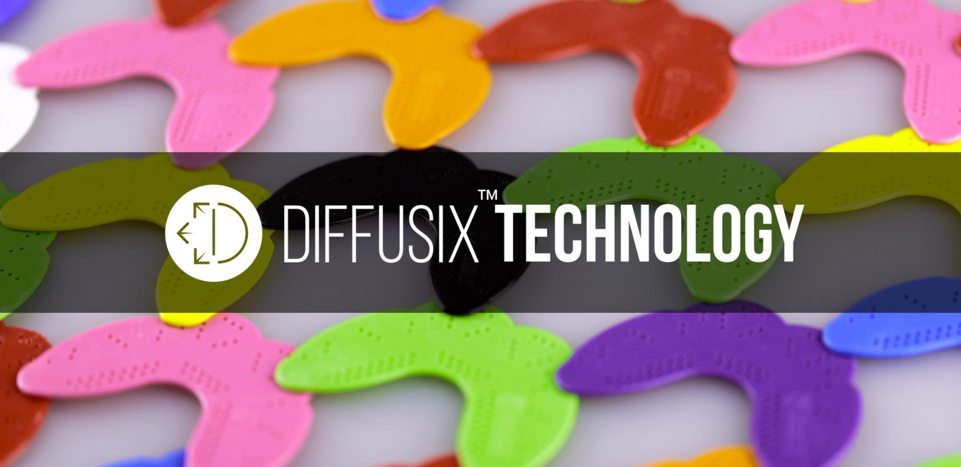 SISU Mouthguard Diffusix Technology